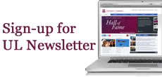 Sign-up for UL Newsletter