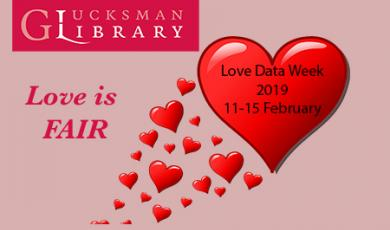 Image to support Love your Data week