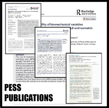 PESS Publications