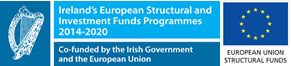 Co-funded by the Irish Government and the E.U.